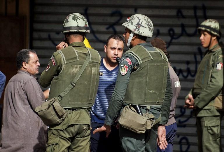 Доклад: египетские военные в 2011 году убивали и пытали людей