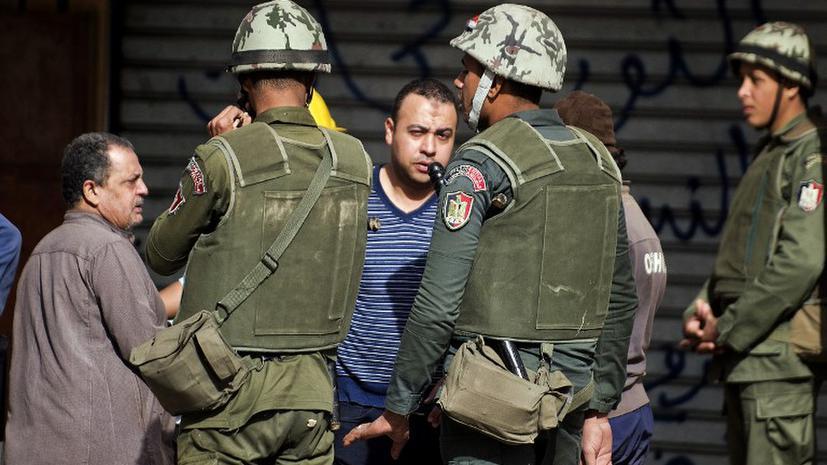 Вооруженные бандиты расстреляли демонстрантов на площади Тахрир