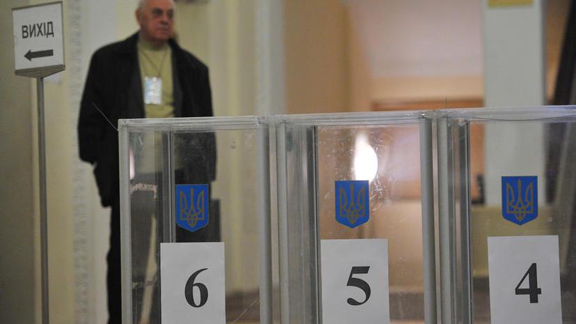 Эксперты: Выборы на Украине уже сорваны карательной операцией Киева