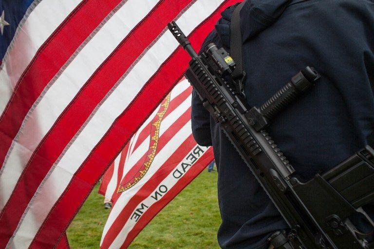 В американских школах появятся хранилища для винтовок и боеприпасов