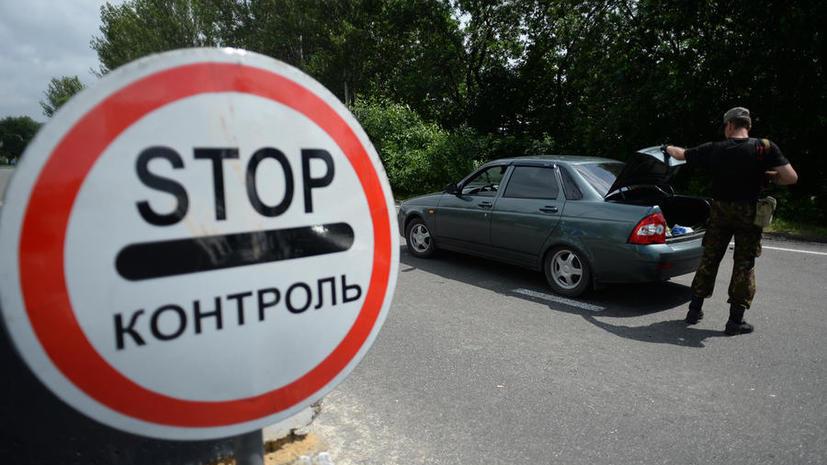 В Донецке назревает гуманитарная катастрофа
