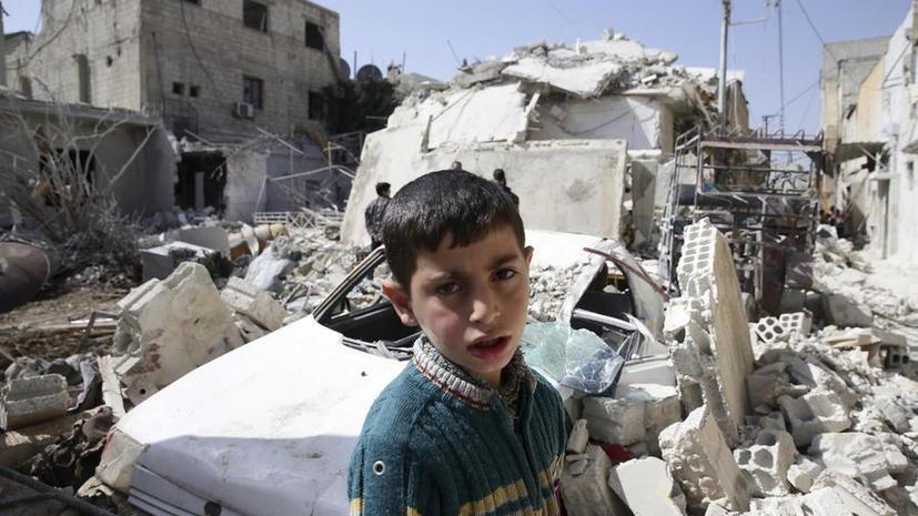 Наступление ИГ: в Сирии завершился первый день в режиме прекращения огня