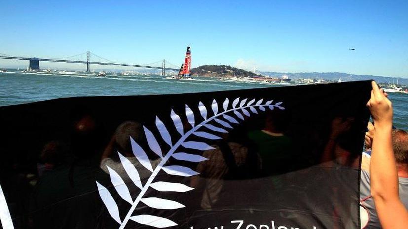 Новая Зеландия может сменить национальный флаг
