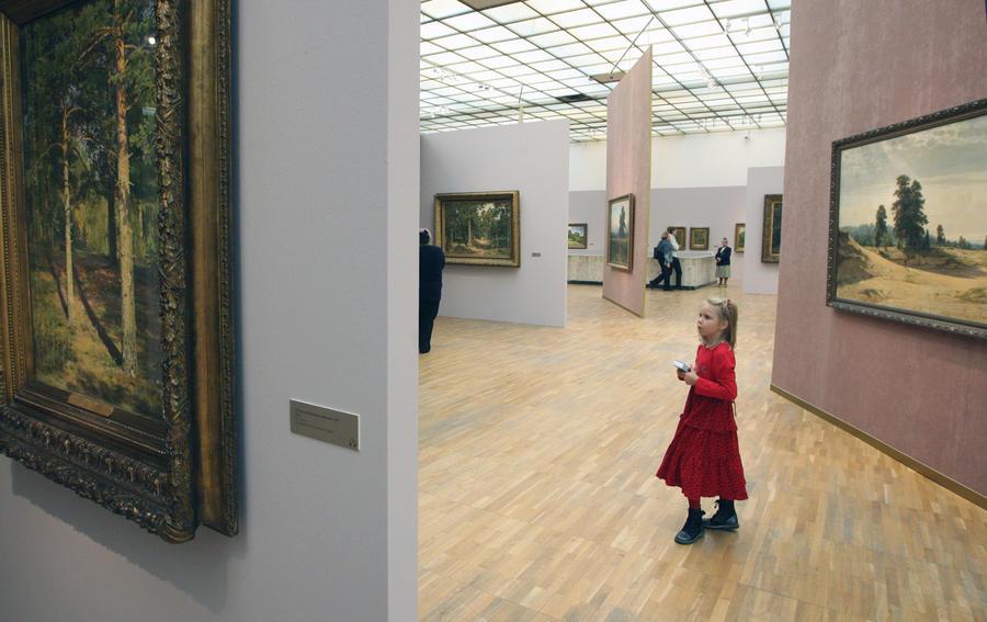 Грабители похитили произведения русской живописи из музея под Владимиром