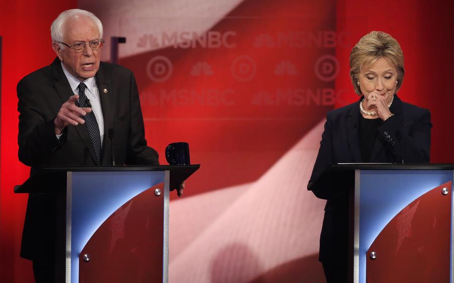 Кандидат от демократов Берни Сандерс не согласен с позицией американских политиков по России