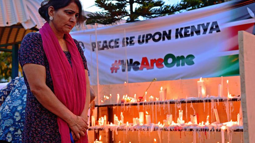 Участник нападения на торговый центр Westgate в Кении оказался гражданином Норвегии