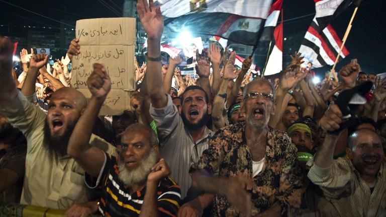 Египетские силовики готовятся к разгону манифестации исламистов