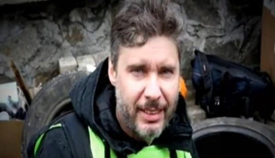 К расследованию пропажи фотографа Андрея Стенина подключилась ОБСЕ