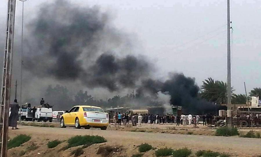 В Багдаде за два дня теракты и перестрелки унесли жизни более 70 человек