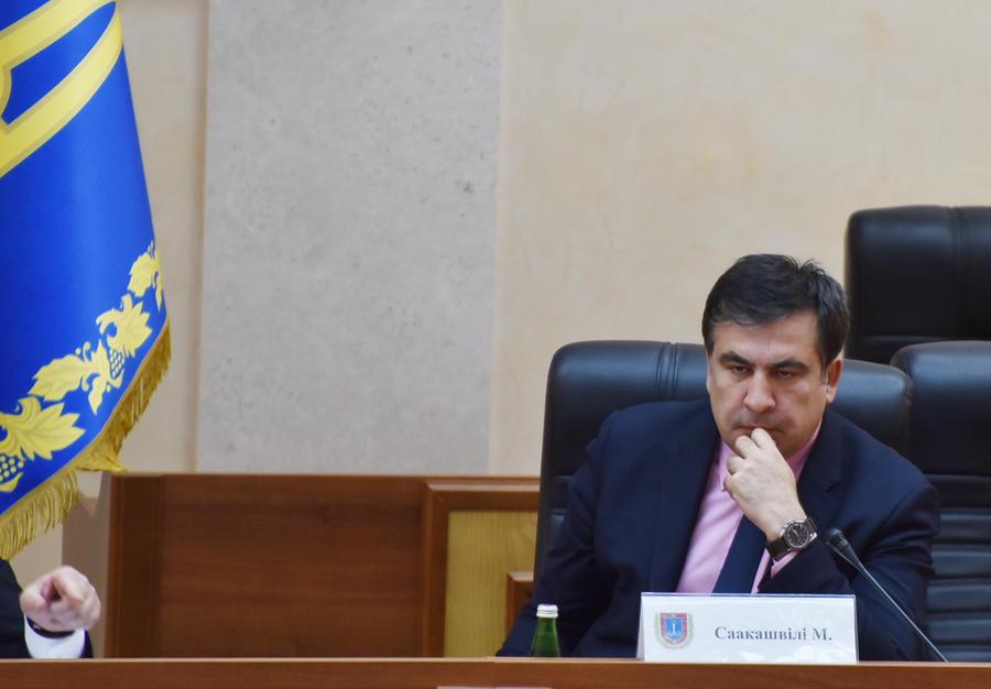 Михаил Саакашвили: Так плохо, как сейчас, на Украине не было никогда