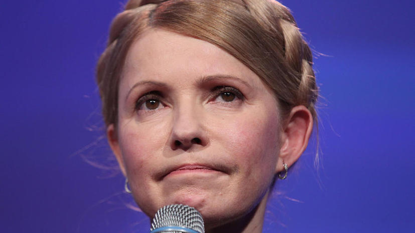 Экс-премьер Украины Юлия Тимошенко прибыла в Германию для прохождения лечения