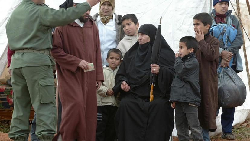 Власти Марокко запретили наказывать насильников женитьбой на жертве