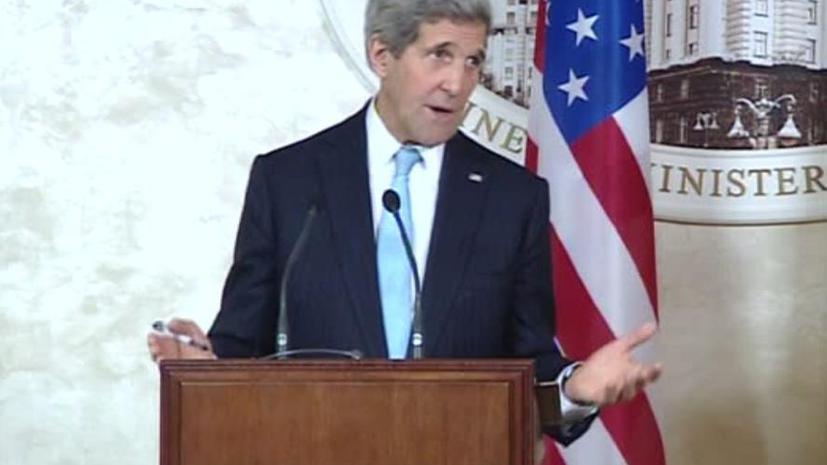 Джон Керри предложил поискать в соцсетях доказательства присутствия российских войск на Украине
