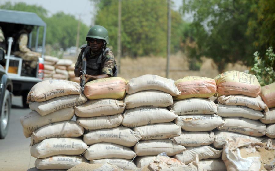 В Нигерии исламисты напали на тюрьму,  убиты 55 человек