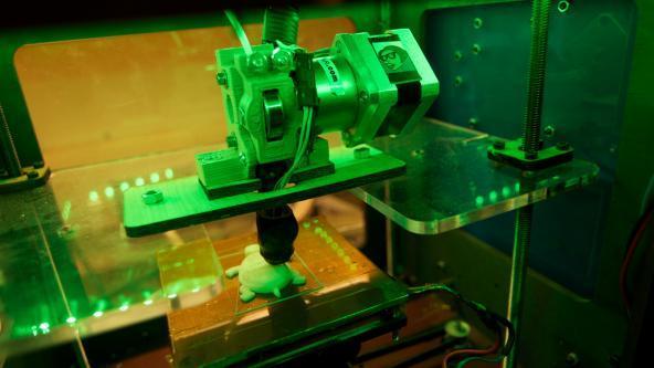 Армия США будет печатать еду для солдат на 3D-принтере