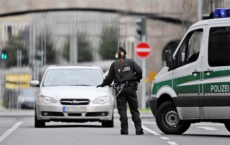 В Германии задержан водитель со смертельным уровнем промилле
