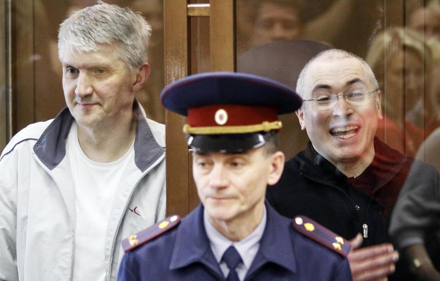 Верховный суд может пересмотреть дела Ходорковского и Лебедева