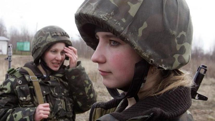 В норвежской армии введены совместные казармы для мужчин и женщин