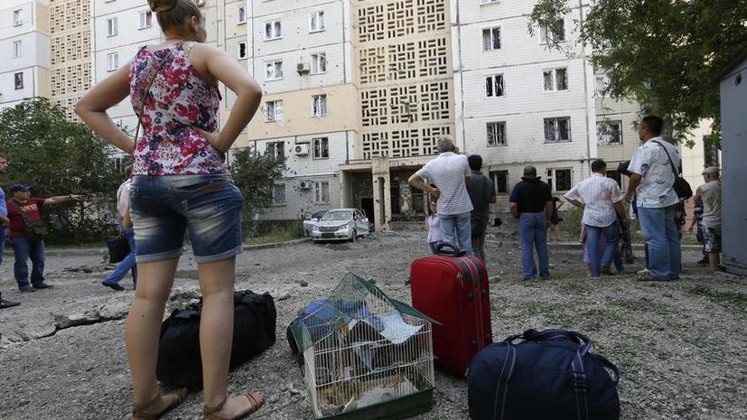Прикрываясь военным положением, власти Украины могут отнять у граждан квартиры