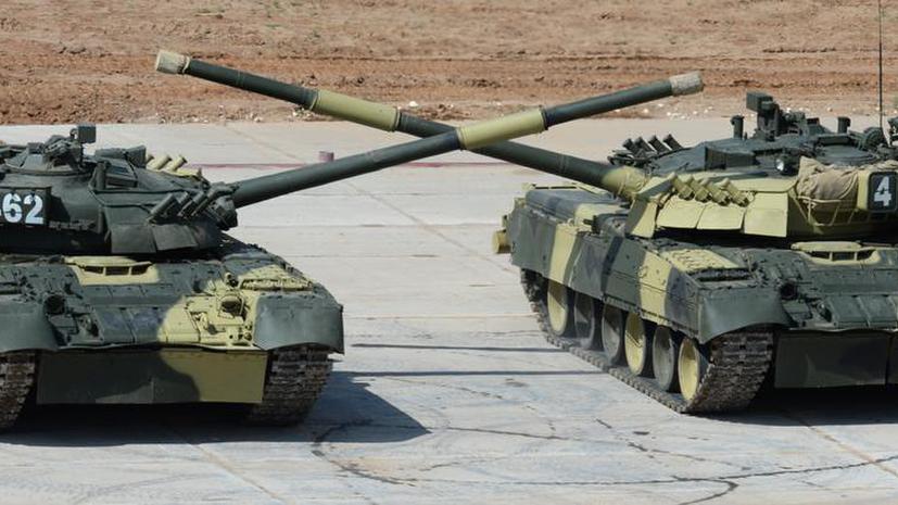 Посетители форума «Армия-2015» смогут увидеть танковый балет и купить списанную спецтехнику
