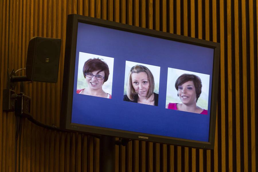 Насильник, десять лет державший в заточении трёх девушек, приговорён к пожизненному заключению