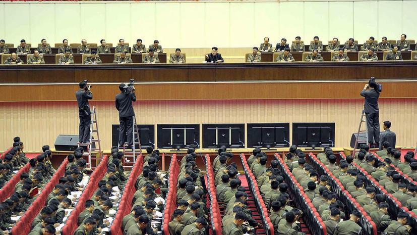КНДР опровергает информацию о своём участии в военных операциях в Сирии