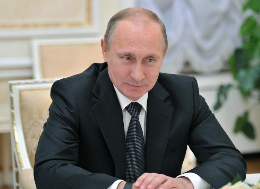 Владимир Путин проведёт в Кремле заседание антикоррупционного совета