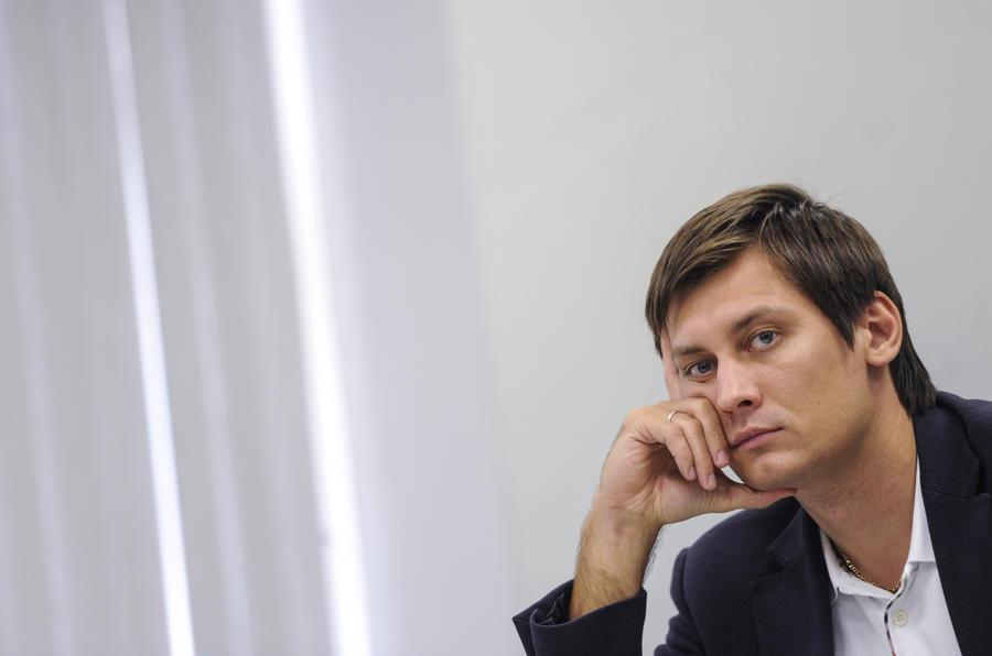 Дмитрию Гудкову предъявят новые обвинения
