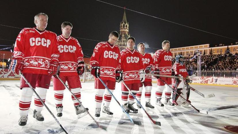 145 прославленных хоккеистов будут введены в Российский зал славы