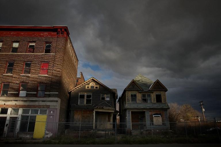 Город-банкрот Детройт задолжал адвокатам $14 млн