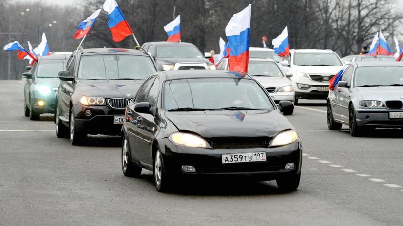 СМИ: Автопробеги и палаточные городки приравняют к массовым акциям