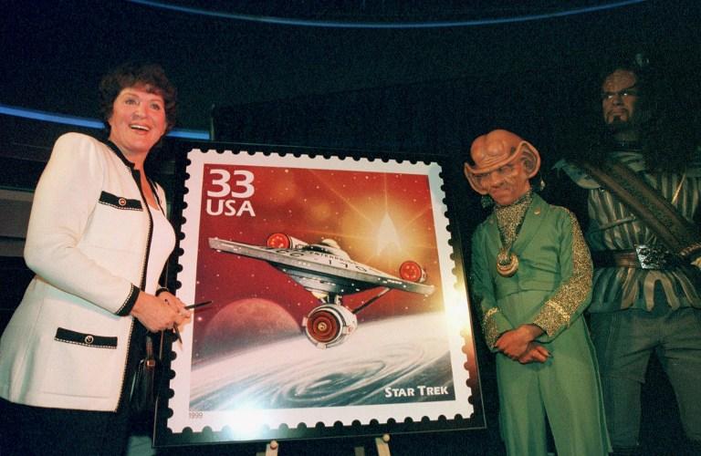 Американцы хотят полететь на Марс на копии корабля «Энтерпрайз»