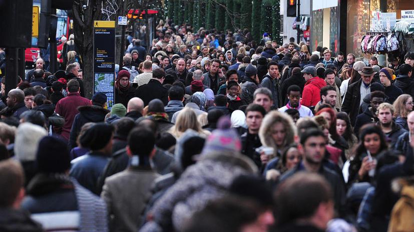 Учёные назвали Оксфорд-стрит в Лондоне самым загрязнённым местом в мире