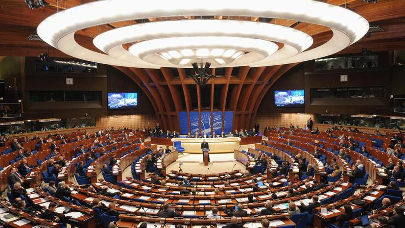 Россия инициирует в ПАСЕ расследование по Украине