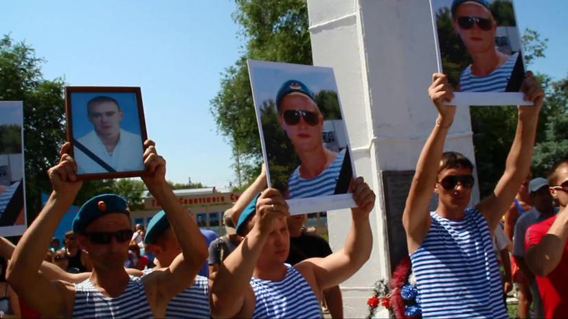 Подросток, обвиняемый в убийстве десантника в Пугачёве, заключен под стражу