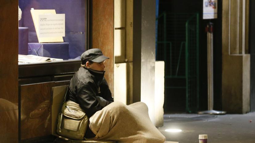 Каждый пятый британец живет за чертой бедности