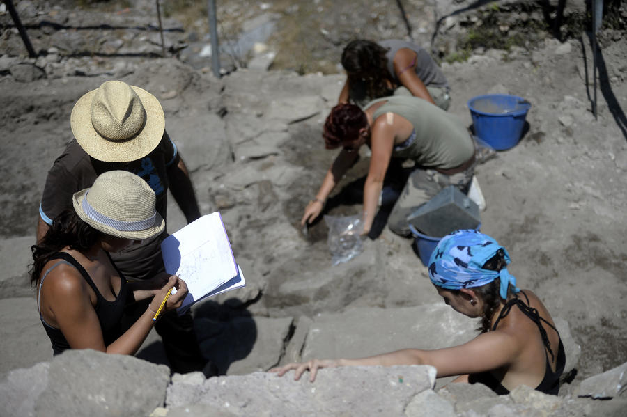 Археологи обнаружили на Аляске эскимосскую деревню, которой 200 лет