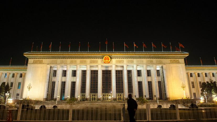Китай ждет смена руководства