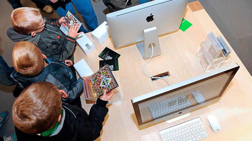 Apple возместит ущерб за покупки, сделанные детьми