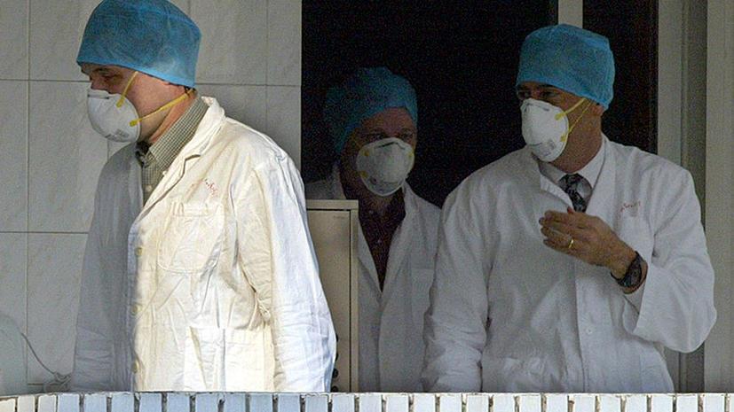 В Великобритании зафиксирована первая смерть от новой формы атипичной пневмонии