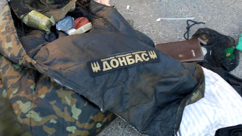 Глава Минобороны Украины обвинил смартфоны в провале силовой операции на территории Донбасса