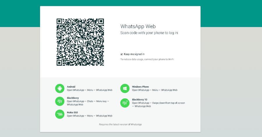 Веб-версия мессенджера WhatsApp доступна для всех, кроме пользователей Apple