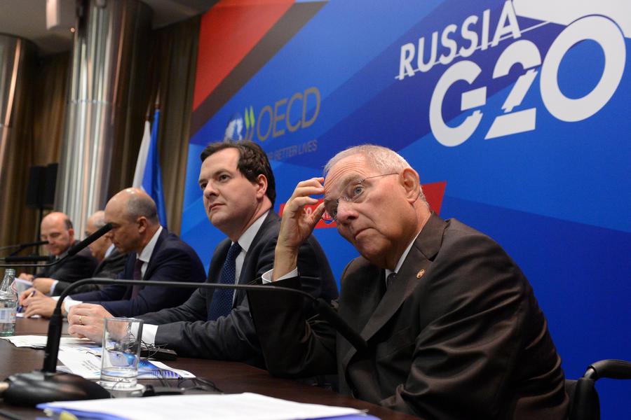 Страны G20 готовы к деофшоризации