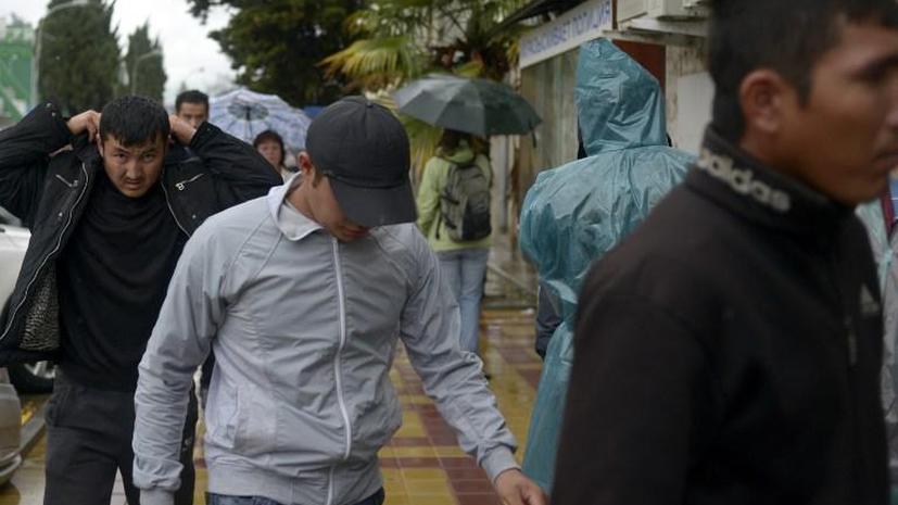 Правительство поддержало отмену квот для мигрантов