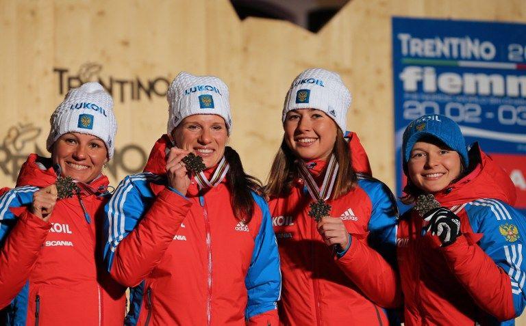 Россия заняла третье место на чемпионате мира по лыжным видам спорта