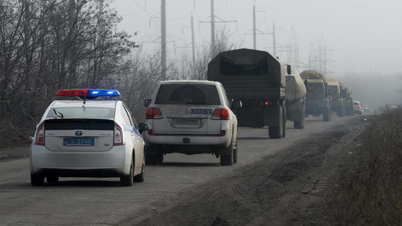 Сегодня ДНР и ЛНР отведут от линии соприкосновения вооружение калибром менее 100 мм