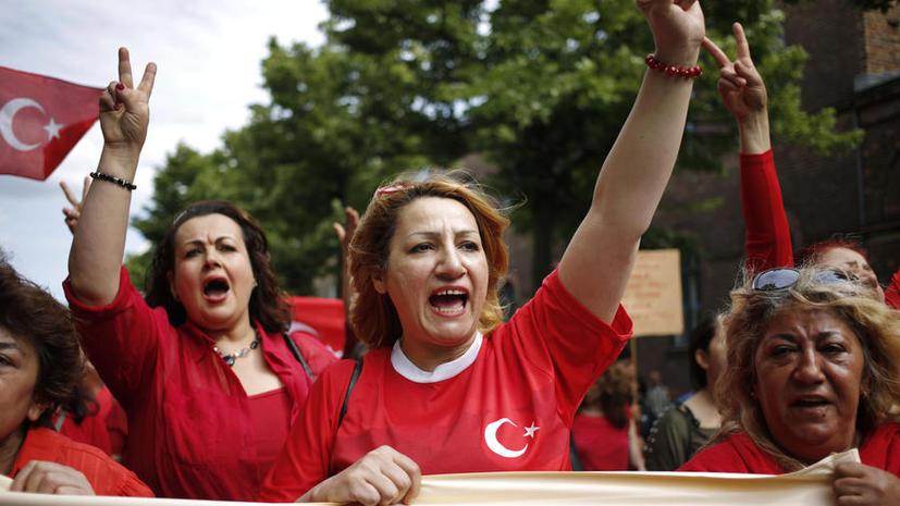 Турецкие профсоюзы объявили общенациональную забастовку