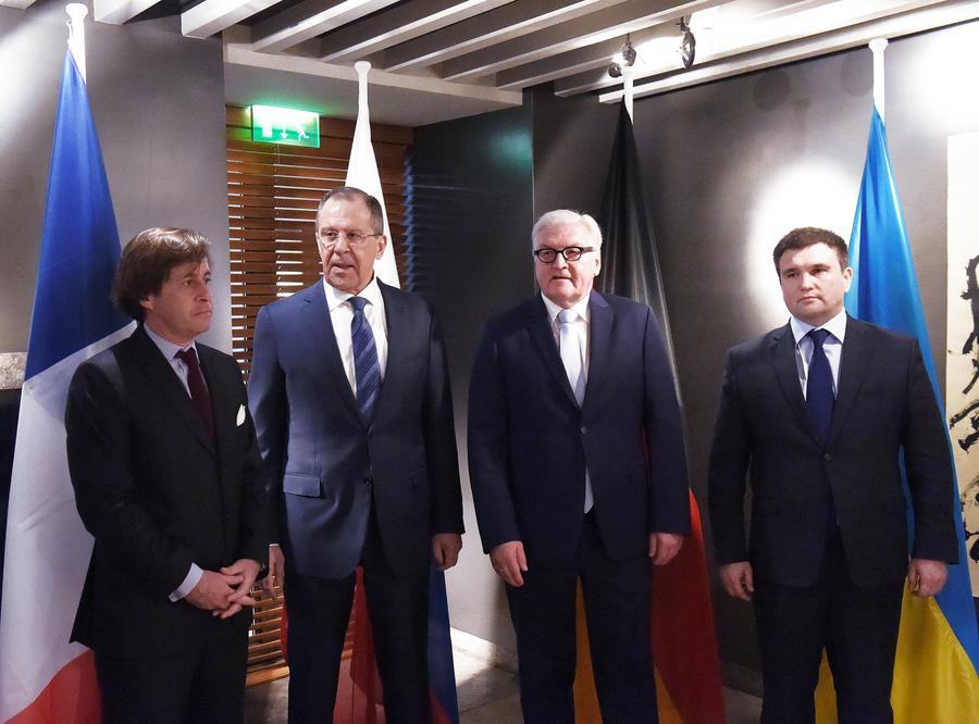 В Париже главы МИД «нормандской четвёрки» обсудят проведение выборов в Донбассе