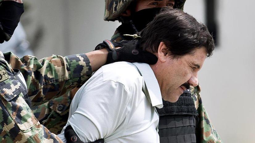 В Мексике арестован самый разыскиваемый  в мире наркобарон