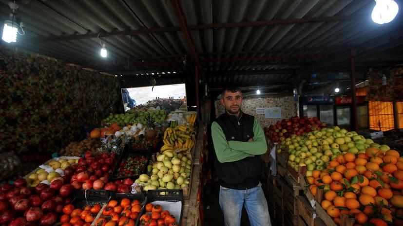 Россия усилила контроль за поставками сельхозпродукции из Турции